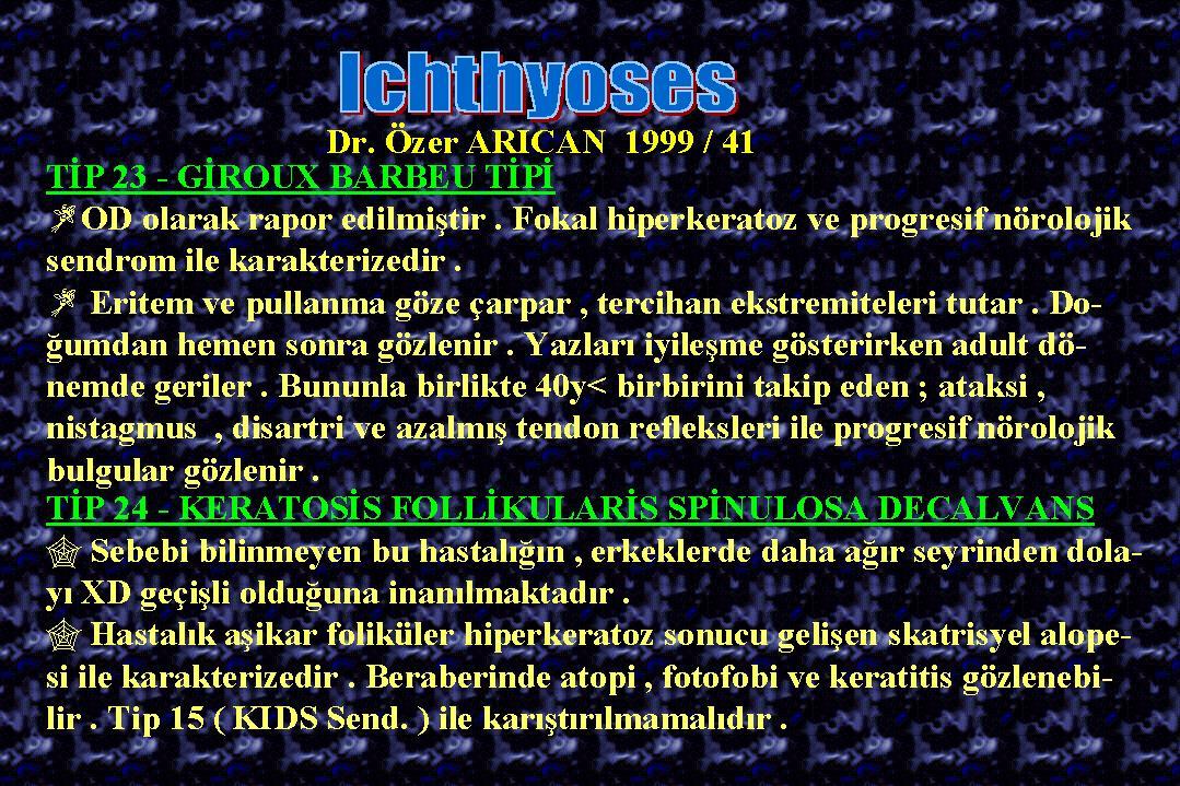 Ichthyosis41